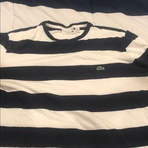 Long sleeve Lacoste shirt